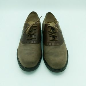 Timberland Leather waterproof Oxford's